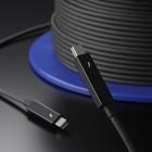 Längere Kabel: Optische Thunderbolt-Kabel von Sumitomo