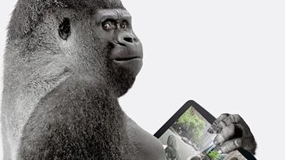 Gorilla Glass 3 soll  stabiler und kratzresistenter sein.