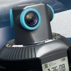 Geonaute: Actionkamera mit 360-Grad-Rundumblick