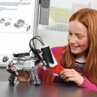 Lego Mindstorms EV3: Neue Roboterplattform von Lego