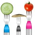Hapifork: Intelligente Gabel warnt bei zu schnellem Essen