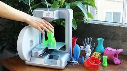 3D-Drucker Cube: mehr Farben, höhere Auflösung