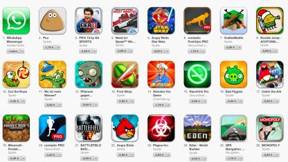 iOS-Apps im App Store