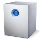 Lacie 5big Thunderbolt: 20 TByte als Designobjekt auf dem Schreibtisch