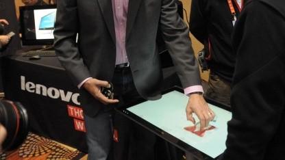 Lenovos Tisch-PC Ideacentre Horizon 27