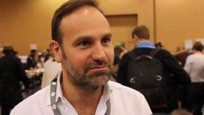 Ubuntu-Gründer Mark Shuttleworth auf der CES 2013