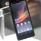 Xperia Z Hands on: Sony-Smartphone mit vielen Klappen