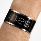 CST-01: Extrem dünne Uhr mit E-Ink-Display