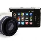 Polaroid iM1836: Systemkamera mit Wechselobjektiven und Android