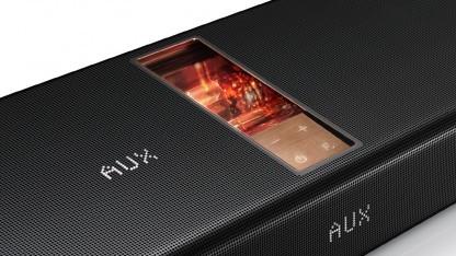 Samsung Soundbar-System HW-F750