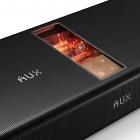 Samsung: Soundbar mit Vakuumröhrenverstärker und Bluetooth