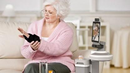 Telepräsenzroboter Ava: als RP Vita im Krankenhauseinsatz