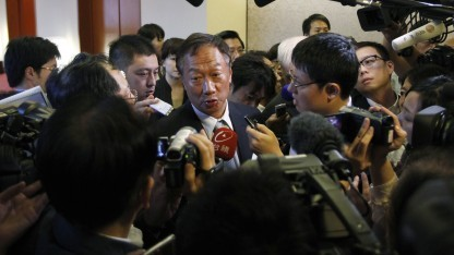 Foxconn-Chef Terry Gou