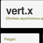 Applikationsframework: Streit um Vertx