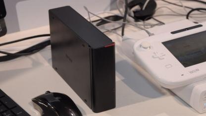 Arbeitsspeicher puffert Daten, die zu schnell für die Festplatte ankommen.