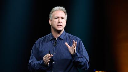 Apple-Marketing-Chef Phil Schiller