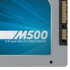 Crucial M500: SSD mit 1 TByte für unter 550 Euro