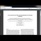 Mozilla-Browser: Firefox-19-Beta mit PDF.js