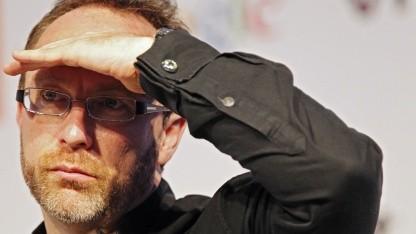 Blick in die Ferne: Jimmy Wales kündigt Start des Reiseportals Wikivoyage an.