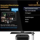 Filme und Serien gestreamt: Watchever ist nun auf dem Apple TV