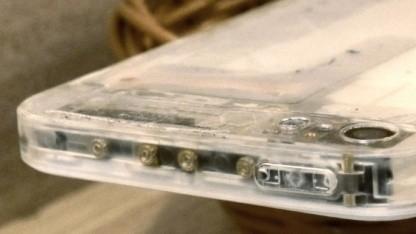 iPhone5Mod Translucent Mod
