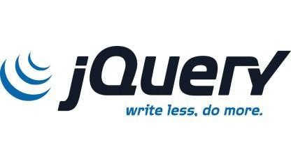 JQuery wird kleiner.