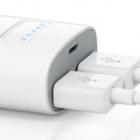 Innergie: Kleiner Akku lädt zwei USB-Geräte gleichzeitig