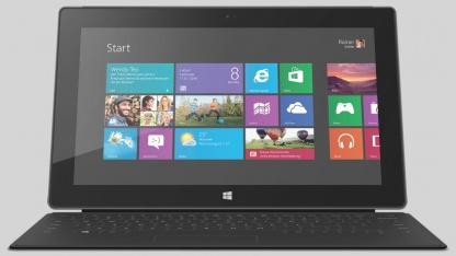 Surface Pro mit Windows 8