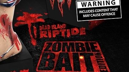 Werbung für die Dead Island Zombie Bait Edition