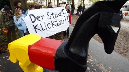 Proteste im Jahr 2007