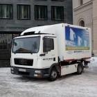 Elektromobilität: Berliner Betrieb liefert elektrisch aus