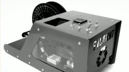 Filabot: Spülschüsseln zu 3D-Druck-Tinte