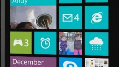 Windows Phone 7.8 erhält neuen Startbildschirm.