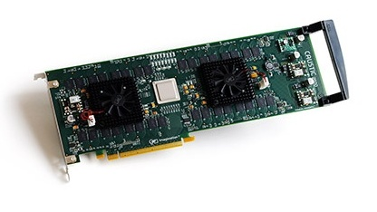 Caustic R2500 - PCIe-Steckkarte für Echtzeit-Raytracing mit PC-Workstations