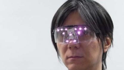 Privacy Visor von Isao Echizen