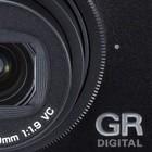 Kompaktkamera: Ricoh GR Digital V soll mit großem APS-C-Sensor kommen
