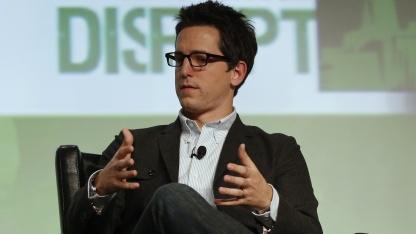 Path-Mitgründer Dave Morin auf einer Konferenz 2012 in San Francisco