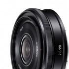 Sony: Eierkuchen- und Teleobjektiv für NEX-Kameras