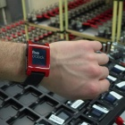 Smartwatch: Pebble-Produktion gestartet