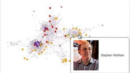 Wolfram Alpha Personal Analytics for Facebook: Farben für Alter, Geschlecht, Beziehungsstatus