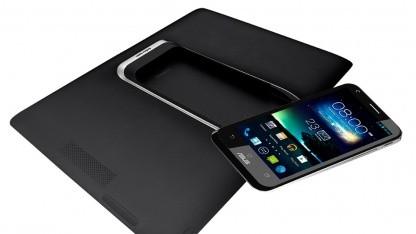 Auch das Padfone 2 ist eine Kombination aus Mobiltelefon und Tablet.