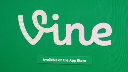Die Website von Vine