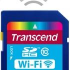 Transcend: WLAN-SD-Karte mit 32 GByte wird ausgeliefert