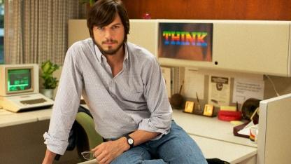 jOBS - Ashton Kutcher spielt Steve Jobs.