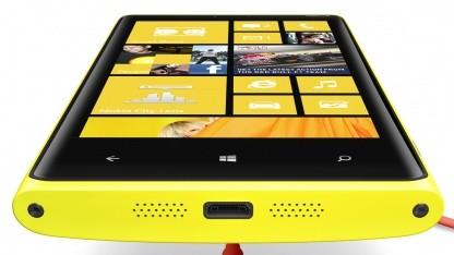 Lumia 920 - aktuelles Topmodell von Nokia mit Windows Phone 8