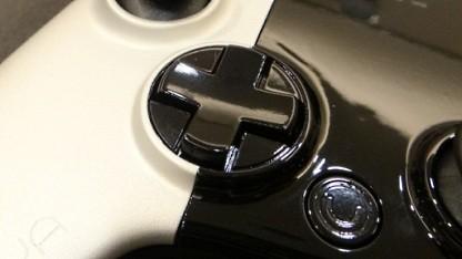 Das neue D-Pad des Ouya-Controllers