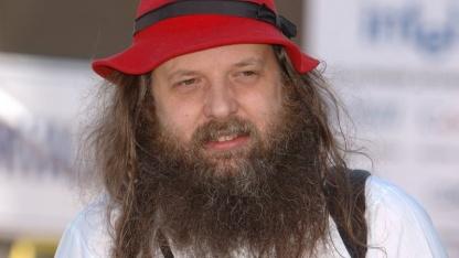 Alan Cox 2007 auf der FOSS