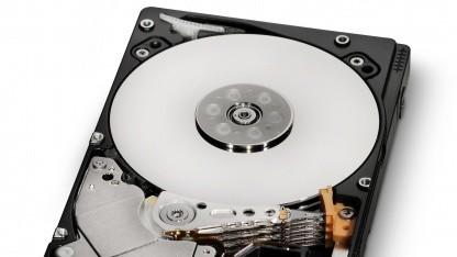 Schnelle Serverfestplatte mit 1,2 TByte