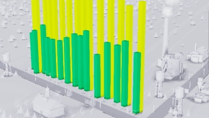 Sim City 5 Datamap