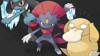 Artwork Pokémon 2 Black